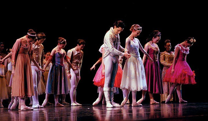 The company finished their final performance of 'Cinderella' Friday evening. The newly-extended version of the show was reprised after a single performance during the week of South Carolina's Oct. 4 flood.