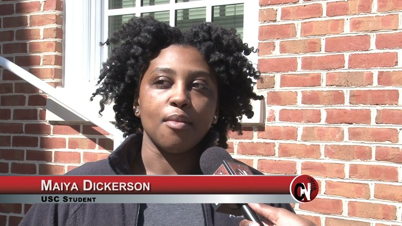 Maiya Dickerson says the Oscars are the same every year.