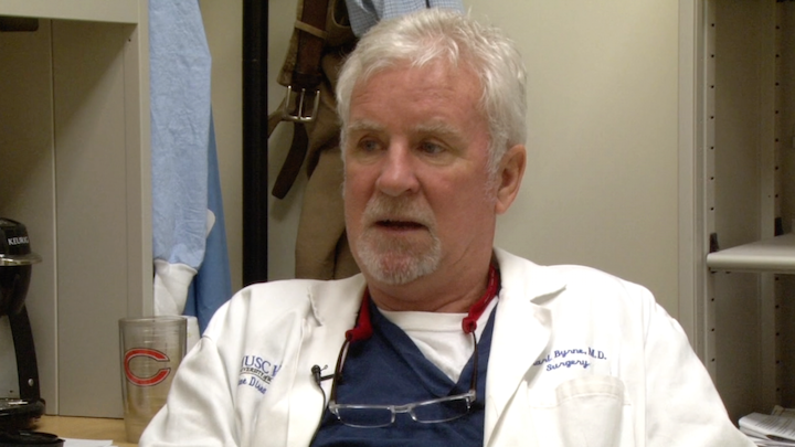 Surgeon Karl Byrne says a universal system must be built with input from practicing professionals