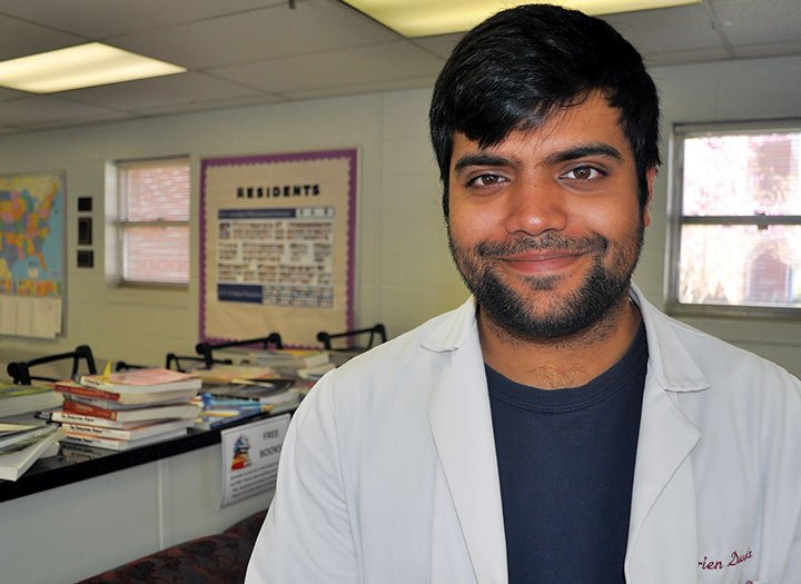 Darien Davda, a fourth year medical student at USC, is ready to learn which residency program he will train in for the next few years. Although the envelope he opens on Friday will reveal his destiny, Davda is very hopeful his match will be nearby.