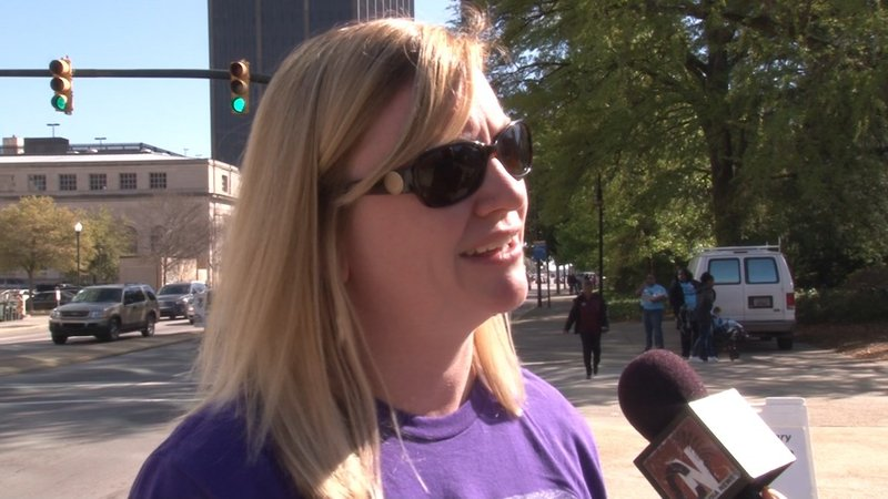 Barbara Oswald is the Senior Director of Special Olympics in SC and wants to spread respect