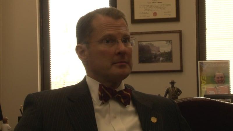 Bill sponsor Sen. Kevin Bryant expressed his concern for the saftey of South Carolinians.