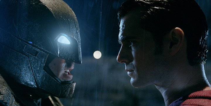 "Ben Affleck's jaded, world-weary Batman is the highlight of the film, in contrast to Henry Cavill's bland, uninteresting Superman. ""Batman v Superman: Dawn of Justice"" promises an epic fight between the two titans, but the fight only lasts a few minutes."