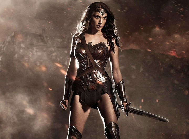 "Gal Gadot's Wonder Woman makes an apperance in ""Batman v Superman: Dawn of Justice"" ahead of her solo movie in 2017. Wonder Woman's first silver screen appearance shows promise as Gadot gives a fine performance as the Amazonian."