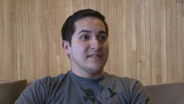 South Carolina student Vincent Felix uses Tradeversity when he sells his merchandise.