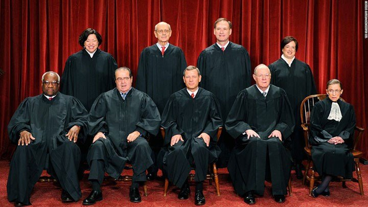 The Supreme Court vote resulted in a 4-4 tie, meaning no precedent was set and the appeals court upheld the 1977 Supreme Court decision.