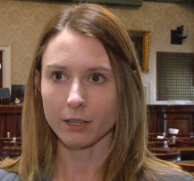 Reporter Cassie Cope focuses mainly on the State budget