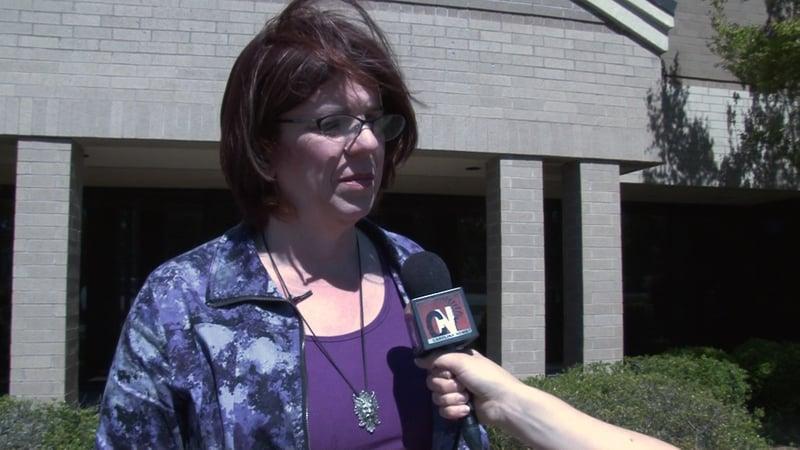 Transgender woman Dana Smith says the bill will cause immediate discrimination and harrassment.