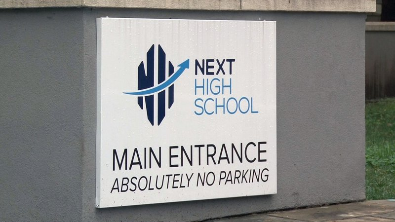 Next High School's mission is to prepare young people for life (after school).
