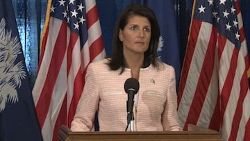 Gov. Nikki Haley's plan could help teacher's erase $30,000 worth of student loan debt.