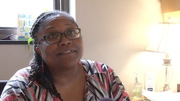 Dr. Regina Wragg took advantage of a debt forgiveness program while earning her masters.