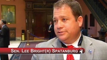 Sen. Lee Bright says the new proposal is a safety concern and to protect citizens