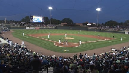 35 Fireflies games are currently set to feature fireworks.