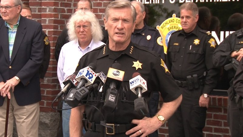 Richland County Sheriff Leon Lott says his K-9 deputies are equal to his human deputies and they deserve a state of the art facility too.