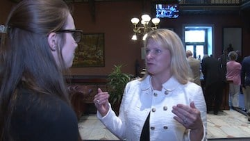 Rep. Jenny Horne says she hopes to bring a new light to the medical marijuana bill in South Carolina.