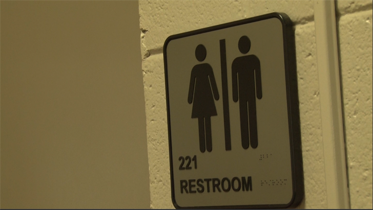 The Booker T Washington building on the University of South Carolina's campus is the only building with a gender neutral bathroom facility.