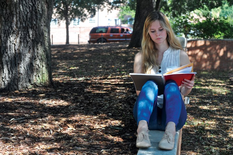 Evgeniya Ermolaeva said that reading self-help literature and learning about how other people have overcome their depression allowed her to start healing from the past and to understand her suicidal thoughts.