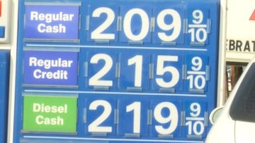 South Carolina gas prices have increased by ten to twenty cents since the pipeline burst.