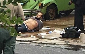 Rahami was injured in a shootout with police.