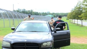 Officers in training are put in real-world situations to prepare them for anything they might face in the field.