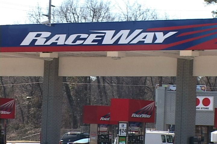 Hunter Boggs met his attacker at this West Columbia Raceway gas station.