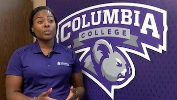 Columbia College spokesperson, Monique McDaniel's speaks about the Snapchat post.