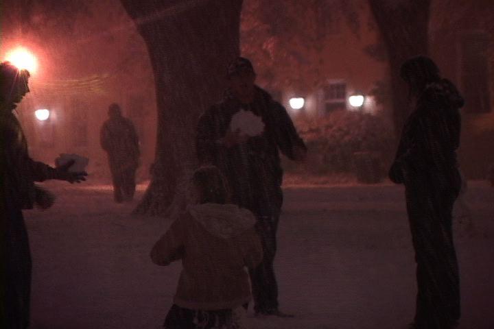 Many South Carolinians got outside to enjoy the snow.