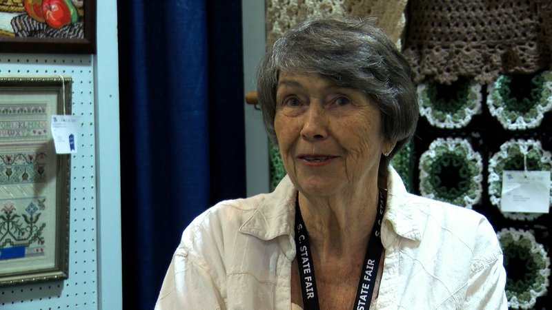 Brenda Turner has worked at the State Fair for over two decades.