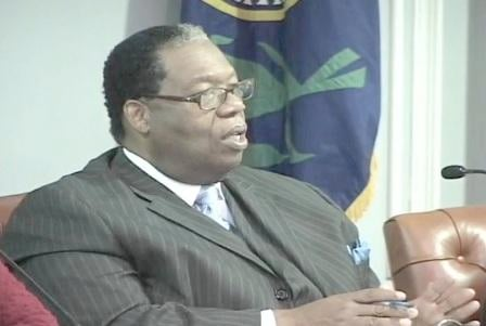 E.W. Cromartie held the District 2 seat for 27 years.