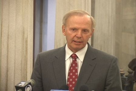 Superintendent of Education Jim Rex held a Press Conference in the State House Thursday morning.