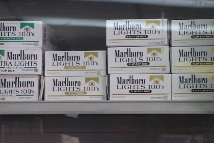 A proposed budget would raise the state's cigarette tax by 30 cents per pack.