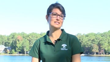 Executive Director, Erin Hall says Palmetto Place is special because everyone becomes family.