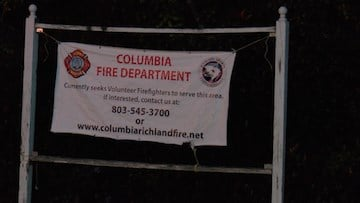 The Columbia Fire Department is always looking for volunteers to work at the numerous stations around the area.