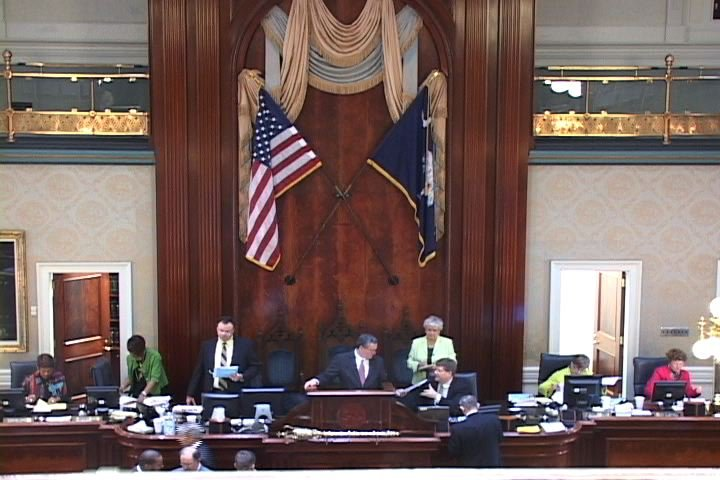 The legislature will vote on the trustee election next month.