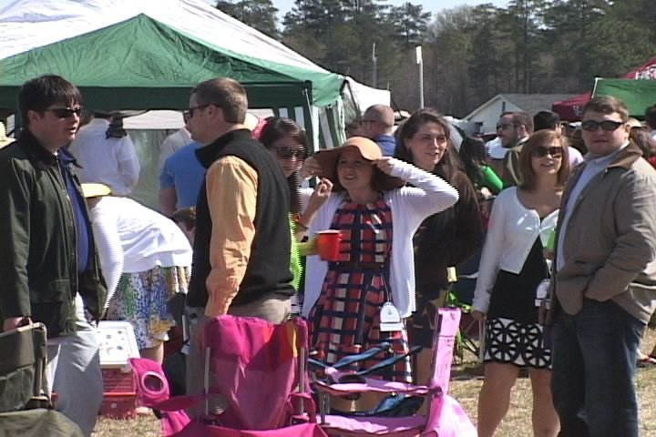 Carolina Cup Steeplechase brings out thousands to the racetrack year after year.