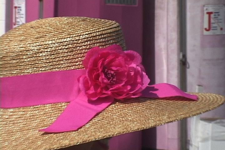 The fashion is a popular topic at Carolina Cup.