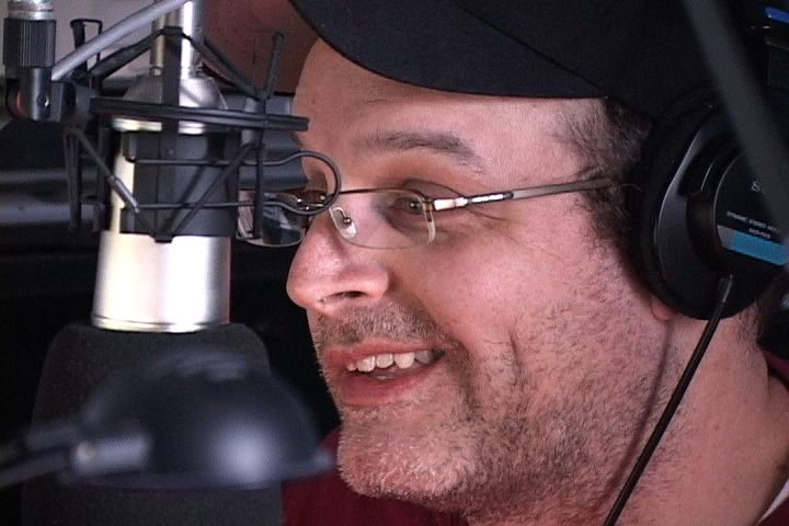 Steve Varholy is WXRY 99.3 president, general manager and the station's only DJ.