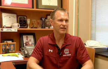 Dr. Jason Stacy says weighing the benefits against the risks of playing sports must be a personal decision.