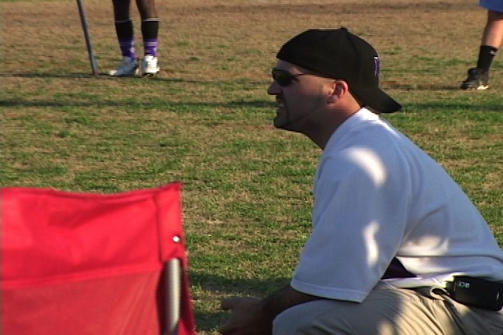 Ridge View Coach John Zajdel is excited to see the sport grow.