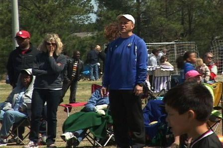 Tripp Miller has been working with soccer in Columbia since the 1990's.