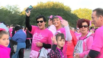 This year was Palmetto Health's 26th annual Walk for a Life that brought out crowds of survivors, those currently battling breast cancer, and community members to help fight for a cure.