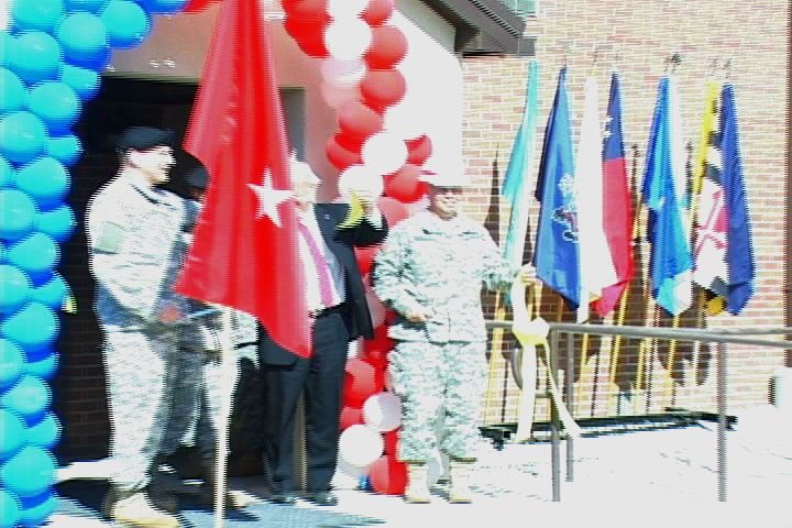 Fort Jackson officials held a ribbon cutting ceremony for the base's Victory University Monday.