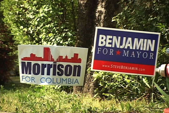 Polls open at 7:00 a.m. and close at 7:00 p.m.