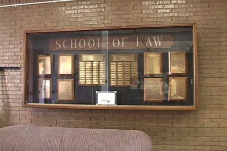USC'S Law School is no longer ranked.