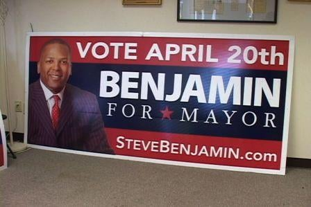 Benjamin's Campaign targeted Benedict Students.