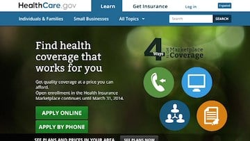 Healthcare.gov explains Obamacare and the different options you can take for your health care.