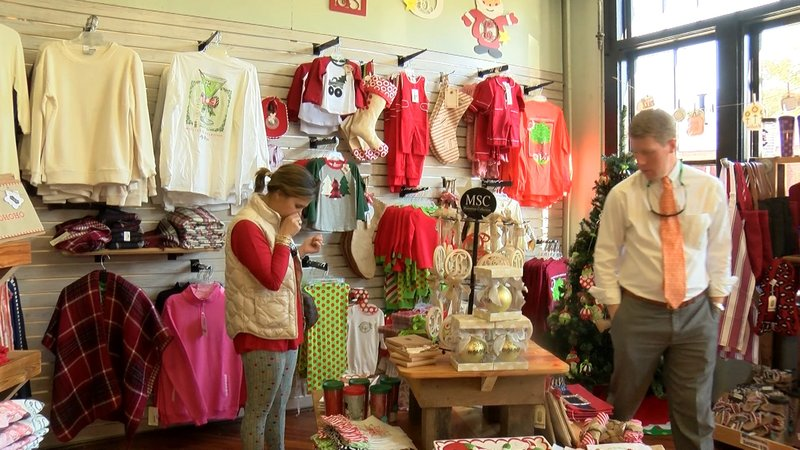 Lamarche hopes that shoppers will shop local and keep Palmetto Twist in mind on small business Saturday, November 23.