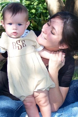 The decision by Summer Elliott, 27, to breastfeed her son Bodhi is central to a protracted visitation battle with Bodhi's father. Elliott's case inspired a bill in the state Legislature. (Photo courtesy of Summer Elliott)