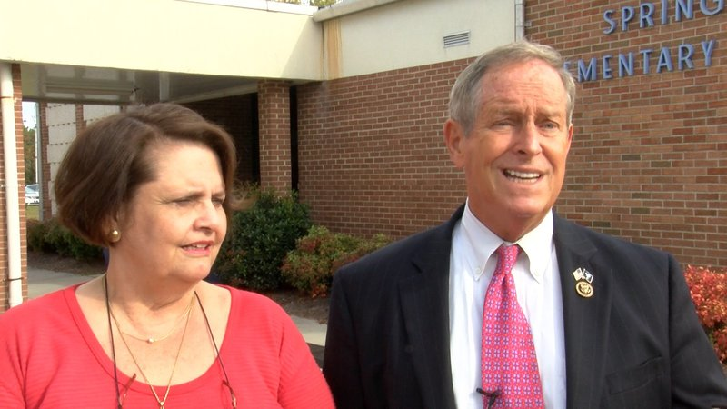 Joe Wilson says he is confident about his re-election