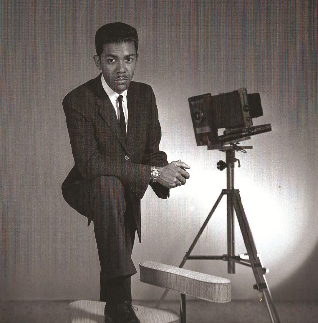 Cecil Williams in 1968